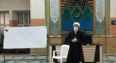 راهیار منطقه شمالغرب بنیاد هدایت:  تمام خدمات حکومت به مردم از طریق مساجد انجام شود