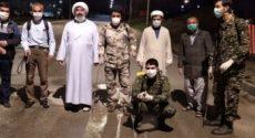 امام محلهای که خود را وقف محرومان کرده است