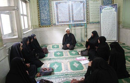 معرفی امامان محله موفق در حوزه فعالیتهای بانوان