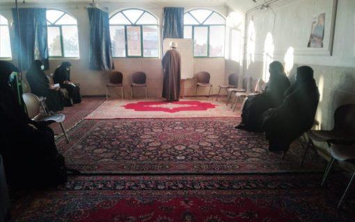امام محلهای که با کمک بانوان کارکردهای اقتصادی اجتماعی مسجد را احیاء کرده است