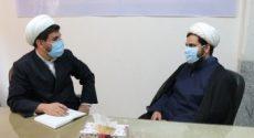 توزیع ۵۰۰۰ ماسک توسط امام محله کوی امام علی (ع) اراک