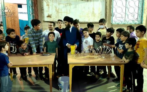 امام محلهای که بیکاری و اعتیاد را از مسکن مهر قزوین فراری داد