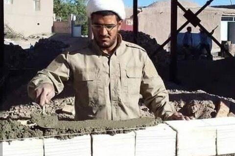 روایتی از خدمات بی منت امام محله جهادی