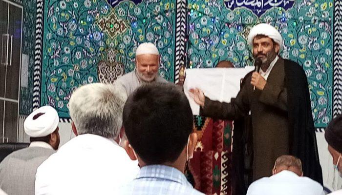 فعالیت های امام محله شهیدیه میبد