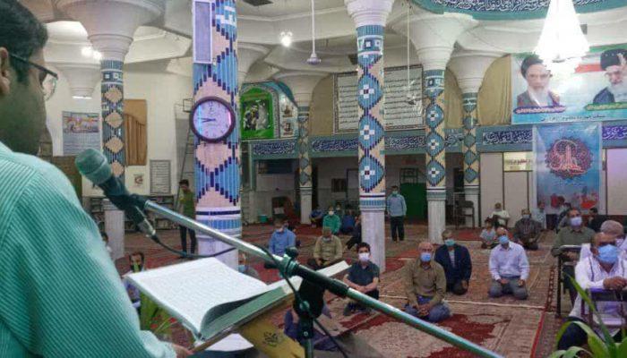 فعالیت های امام محله مسجد چهارده معصوم فردوس