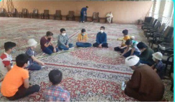 برنامه تابستانی مسجد صاحب الزمان (عجل الله تعالی) طرقبه