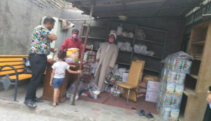 فعالیت امام محله کال و زرکش