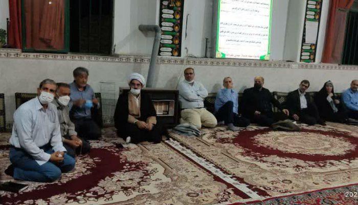 فعالیت های امام پایگاه فرهنگی اجتماعی انجیراب گرگان