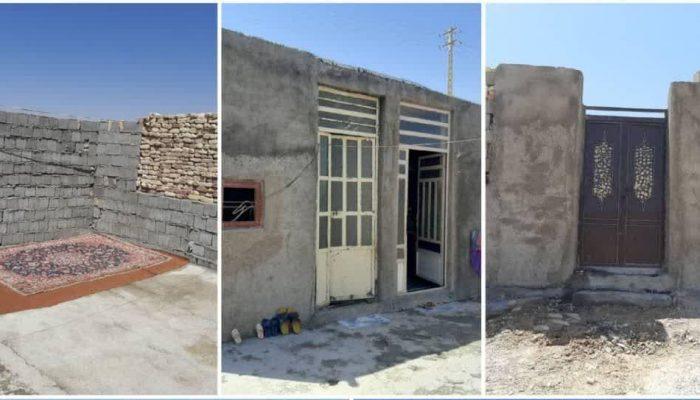 ساخت خانه محرومین