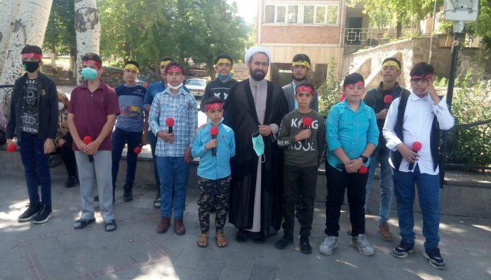 فعالیت های امام پایگاه فرهنگی اجتماعی تبریز