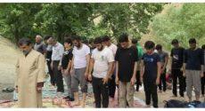 اردوی افتتاحیه طرح تابستانه