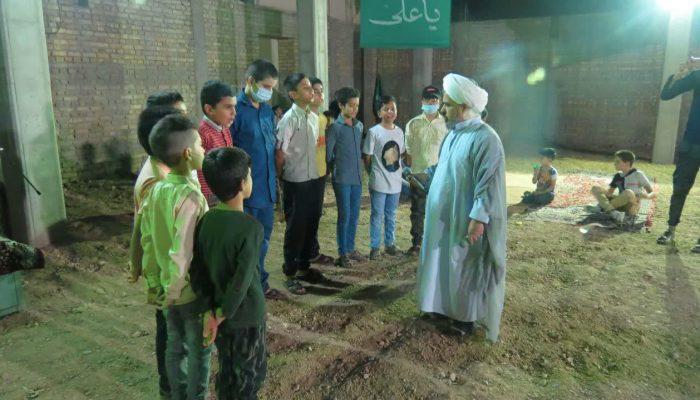 فعالیت های امام پایگاه فرهنگی اجتماعی محله علی آباد میبد