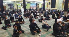 فیلم   پیشتازی مسجدیها دررعایت شیوهنامههای بهداشتی برگزاری عزاداریها