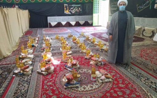 امام محلهای که به مدد حفظ قرآن مجالس حسینی را محل رسیدگی به محرومان کرده است