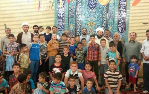 مروری بر کارنامه ۸ ساله امام مسجد یازهرای ارومیه
