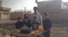 بیش از دو دهه خدمت رسانی به مردم محروم روستای سعدل