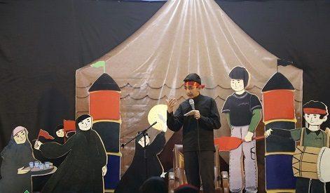 «حسینیه کودک»؛ ابتکار بچههای مسجد برای تربیت عاشورایی نسل آینده