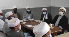 برگزاری نشست هماهنگی و برنامه ریزی مهرواره اوج در شهرستان تایباد