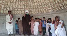 امام محله ای که به ۷ روستای کرمان آب رساند/ ساخت ۱۰ مدرسه و مسجد+عکس