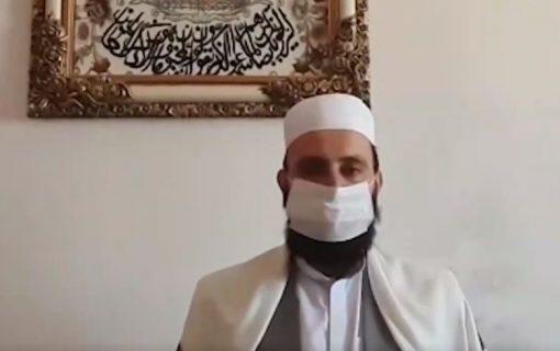 فیلم | لبیک مولوی فاضلی از علمای اهل سنت شهر مرزی گزیک خراسان جنوبی برای شرکت در مهرواره اوج