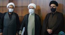 گزارش تصویری دیدار آیت الله محمدی خراسانی و حجت الاسلام میرمحمدیان