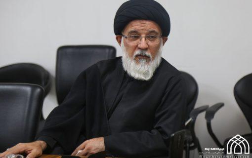 دیدار مدیر عامل بنیاد هدایت با حجت الاسلام والمسلمین میرباقری