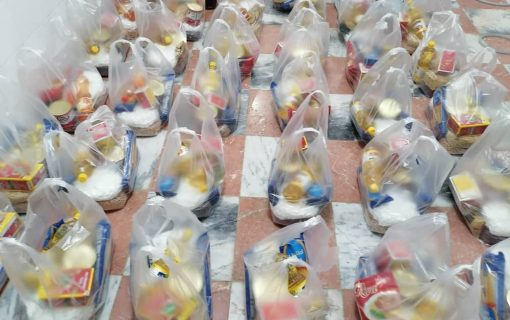 بیش از یک هزار بسته معیشتی در اختیار نیازمندان قرار گرفت