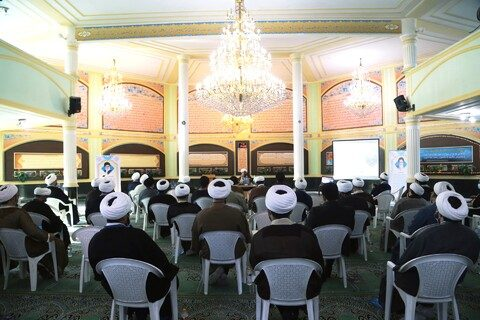 گزارش تصویری هفتمین نشست شهید بیاضی زاده   خوزستان – مهر ۱۴۰۰