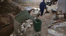 ساخت چندین واحد کلاس درس توسط امام محله شهرستان کارون + عکس