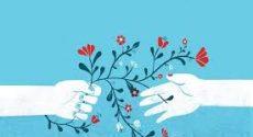 روحانی که در ارائه خدمات به نیازمندان پا را از منطقه تبلیغی خود فراتر نهاده است